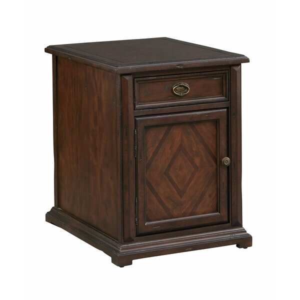 Sandifer End Table with Storage by Charlton Home Charlton Home