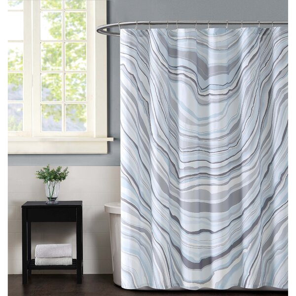 Valero Shower Curtain by Vince Camuto