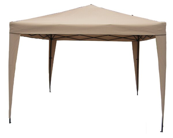10 Ft. W x 10 Ft. D Steel Pop-Up Canopy by Atlantic Outdoor