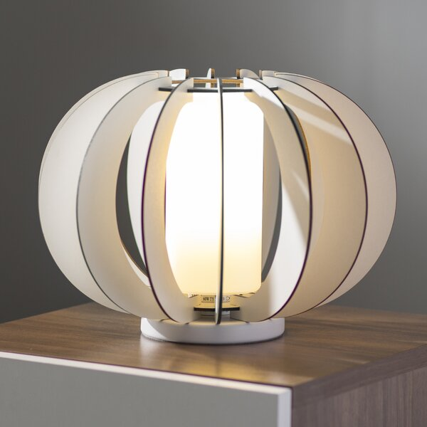 Carvey 9 Table Lamp by Langley Street