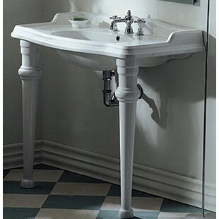 China 22 Console Bathroom Sink ByWhitehaus Collection