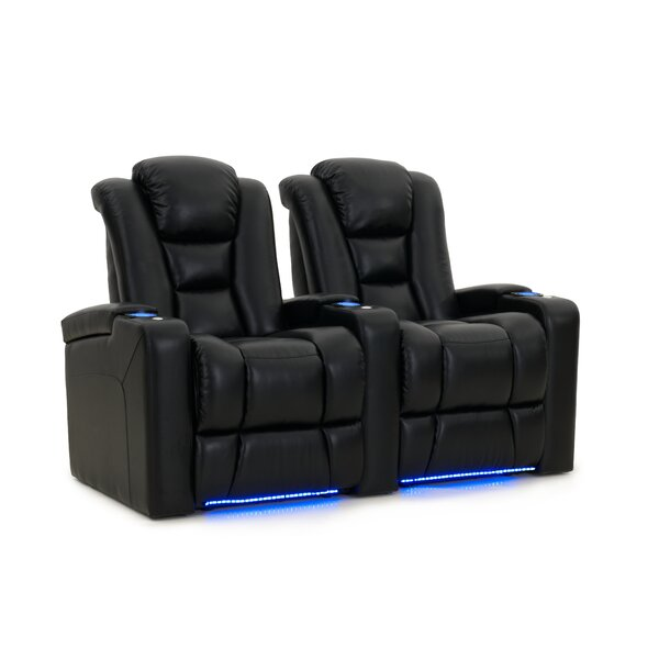 Home Theater Seating (Row Of 2) By Red Barrel Studio