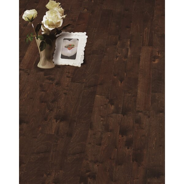 5 Engineered Birch Hardwood Flooring in Bold by Albero Valley
