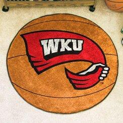 NCAA Western Kentucky University Basketball Mat by FANMATS