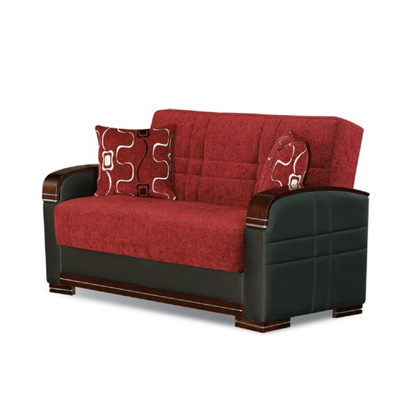 Mears Standard Loveseat By Latitude Run