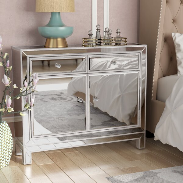 Tracey 2 Drawers Nightstand by Willa Arlo Interiors