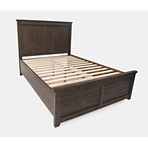 Flournoy Platform Bed by Millwood Pines