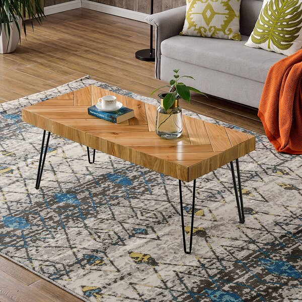 Ajay Coffee Table By Wrought Studio