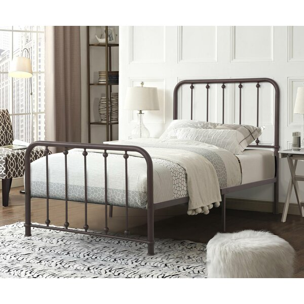 New Augustine Standard Bed By Williston Forge Cool