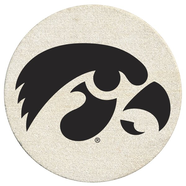 University of Iowa Collegiate Coaster (Set of 4) by Thirstystone