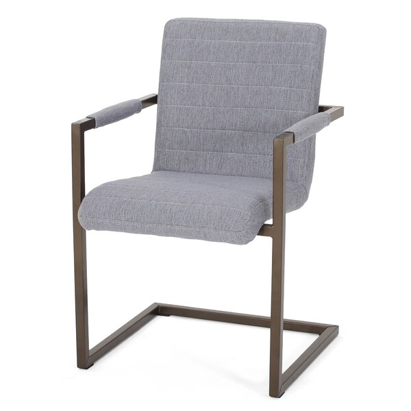 Christiaanse Fabric Armchair (Set of 2) by Orren Ellis