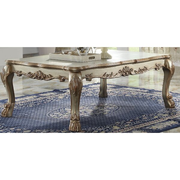 Marissa Solid Wood Coffee Table By Astoria Grand