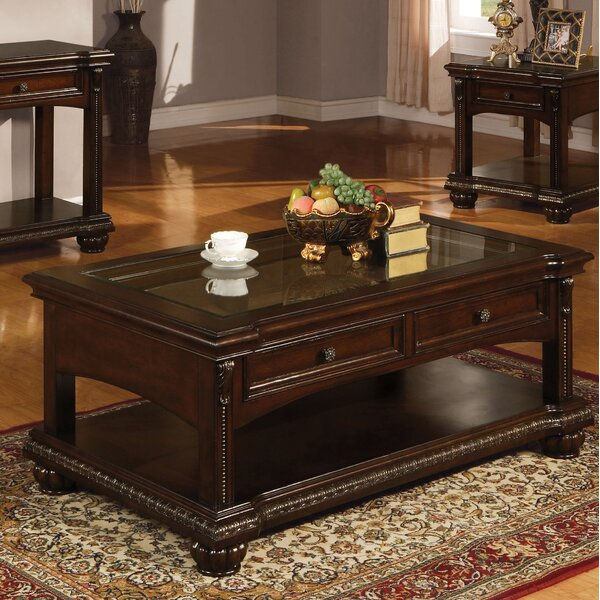 Wentz Coffee Table With Storage By Astoria Grand