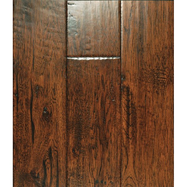 Smokehouse 4.88 Solid Hickory Hardwood Flooring in Atlanta by Albero Valley