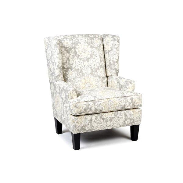 Groveland Wingback Chair by dCOR design