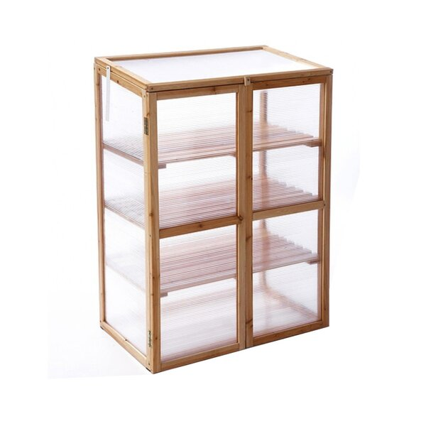 2.5 Ft. W x 1.5 Ft. D Growing Rack by Leisure Season