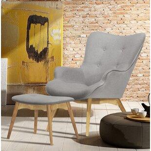 Living Room Armchair | Grey Chair Wayfair Co Uk