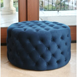 Kaia Tufted Cocktail Ottoman Willa Arlo Interiors