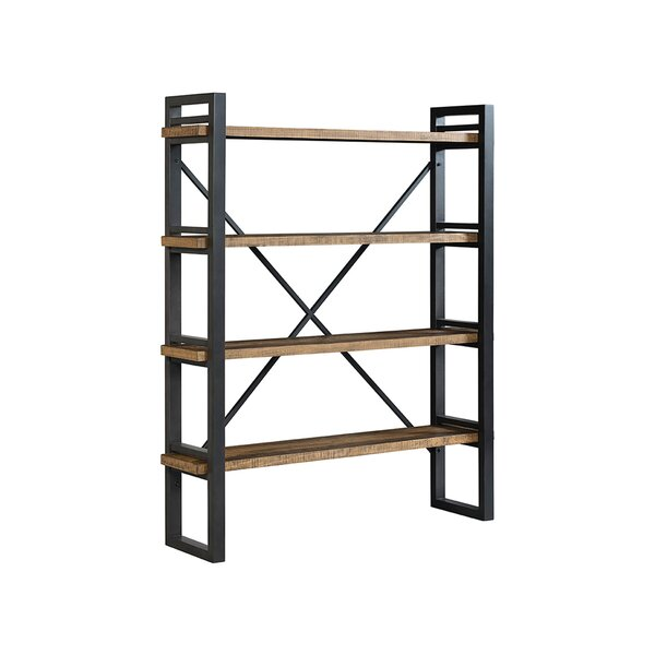 Laguna Etagere Bookcase by Union Rustic