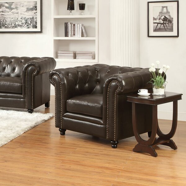 Harrah Chesterfield Chair by Trent Austin Design