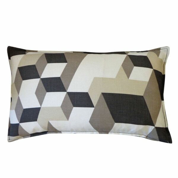 George Cube Lumbar Pillow by Corrigan Studio