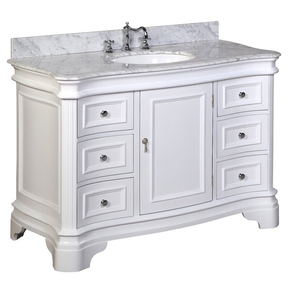Katherine 48 Single Bathroom Vanity Set by Kitchen Bath Collection