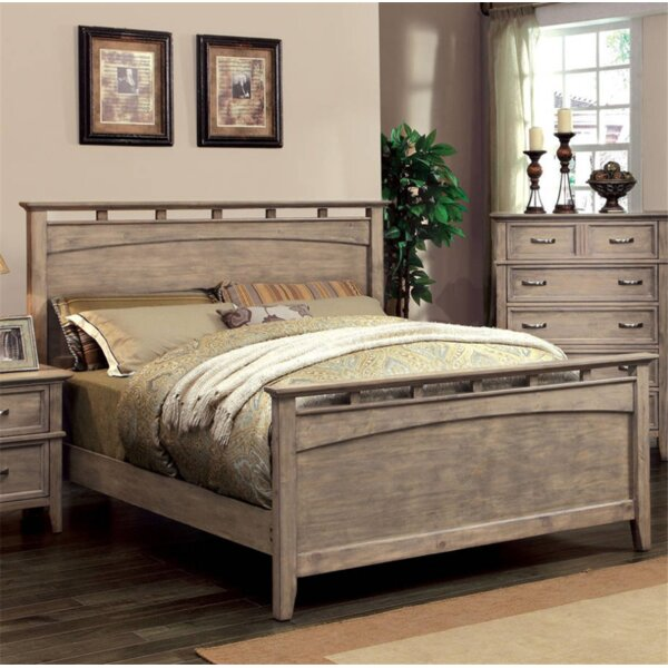 Hilliard Standard Bed by Loon Peak