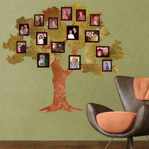 Classic Oak Family Tree Wall Decal by My Wonderful Walls