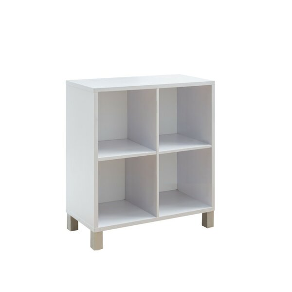Marcus Display with 4 Shelves Cube Unit Bookcase by Ebern Designs