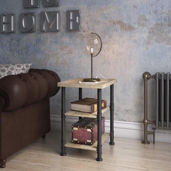 Millen End Table by Three Posts