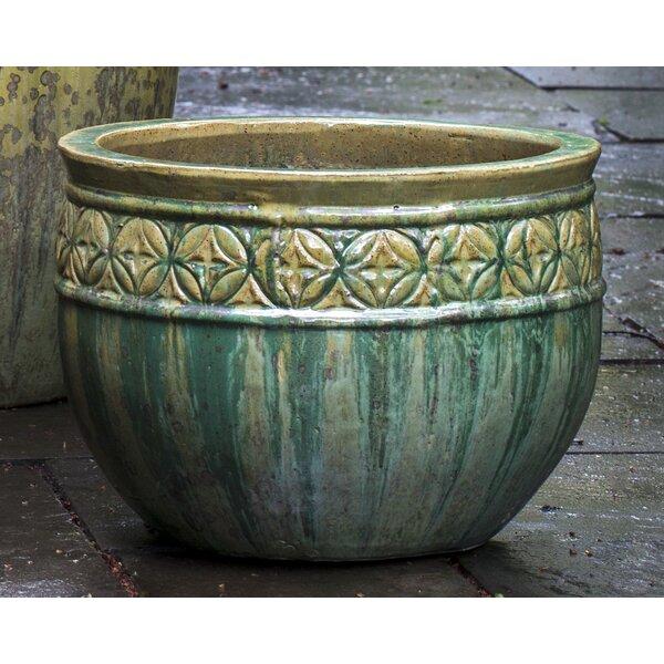 Amiya Low 3-Piece Terra Cotta Pot Planter Set by Bloomsbury Market