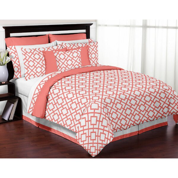 Mod Diamond Comforter Set by Sweet Jojo Designs