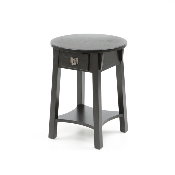 Review Apple Valley End Table With Storage