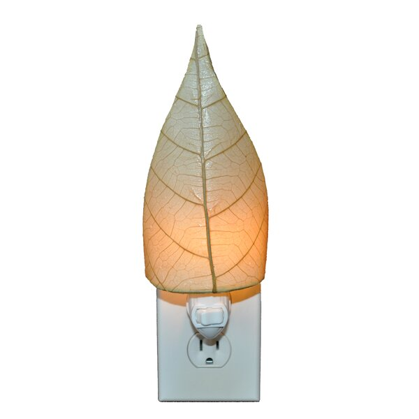 Leaf Night Light by Eangee Home Design