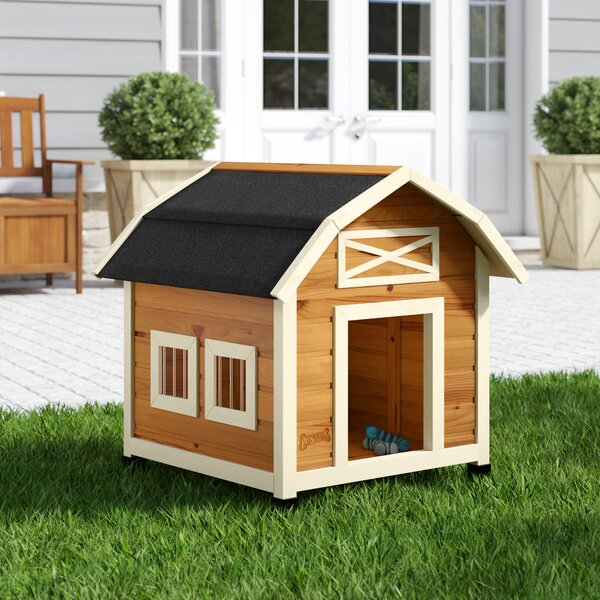 Fillmore Dog House by Tucker Murphy Pet