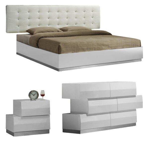 Matt Platform Configurable Bedroom Set by Wade Logan