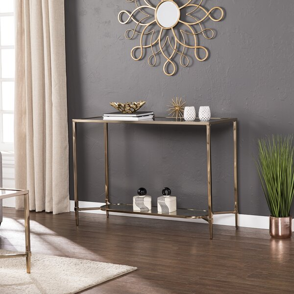 Miyashiro Console Table by Mercer41