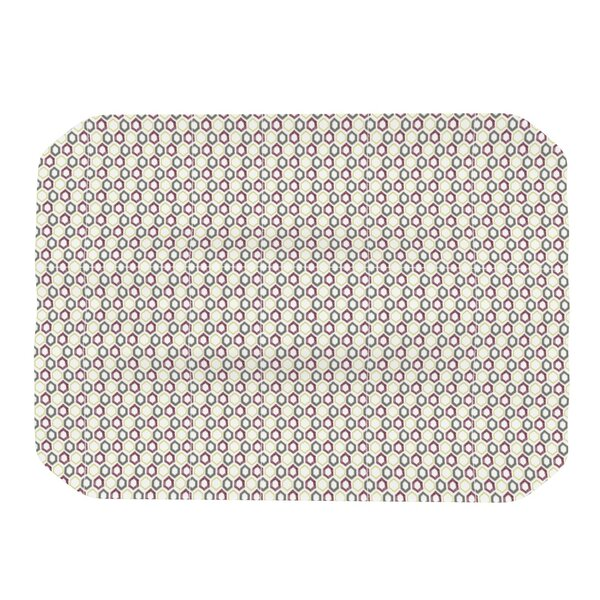 Hexy Small Placemat by KESS InHouse