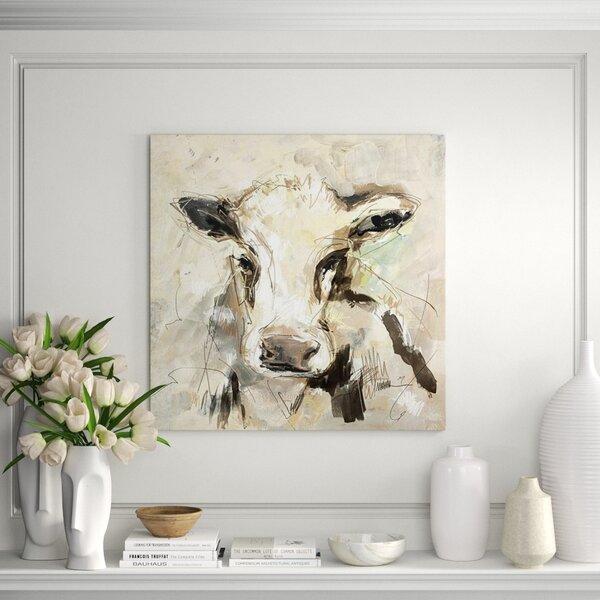Chelsea Art Studio Cow Iii Print Perigold