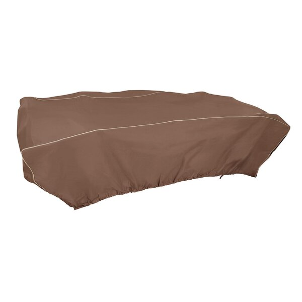 Rectangular Patio Table Cover by Mr. Bar-B-Q