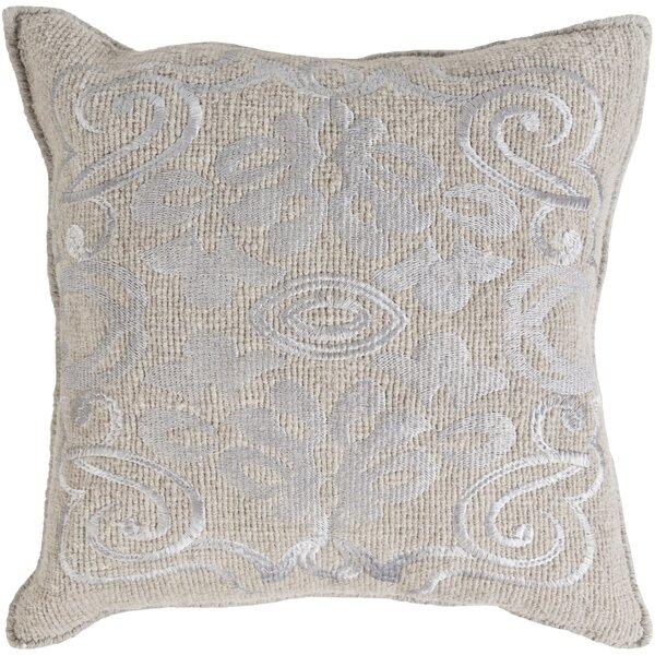 Baston Throw Pillow Cover by Astoria Grand