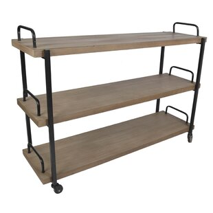 Affordable Price Lozano 3 Tier Console Table By Union Rustic