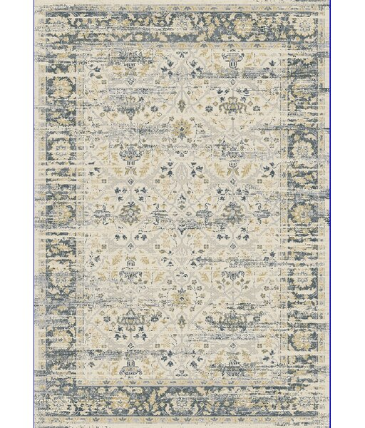 Essence Ivory/Gray Area Rug by Dynamic Rugs