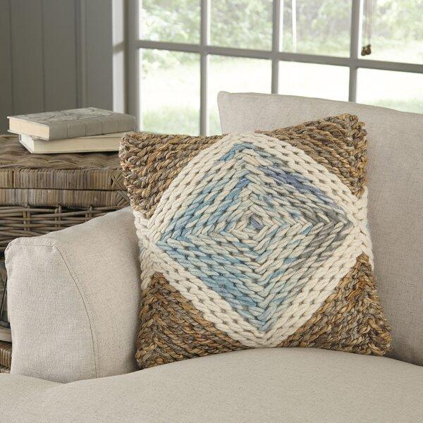 Diamond Croft Pillow Cover by Birch Lane™