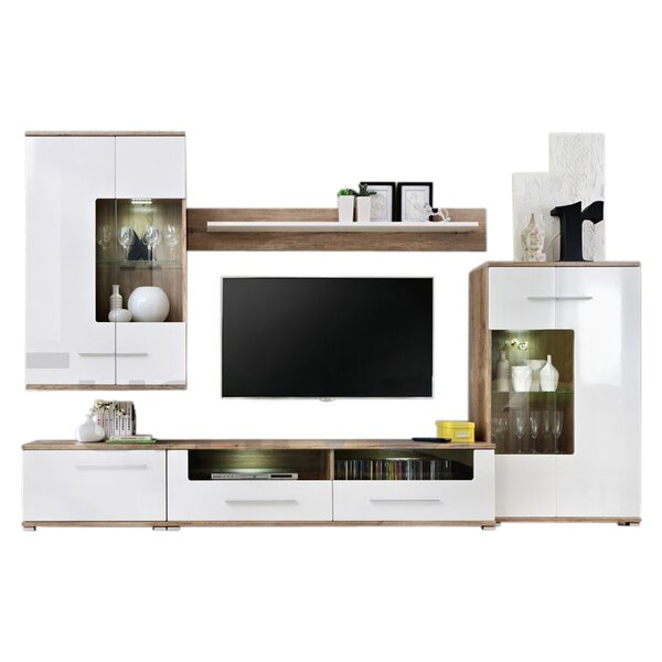 Garg Entertainment Center by Orren Ellis