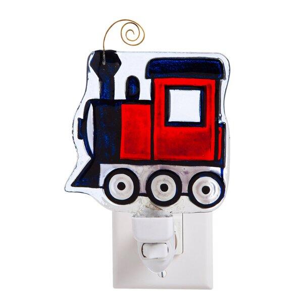 Train Glass Night Light by Evergreen Enterprises, Inc