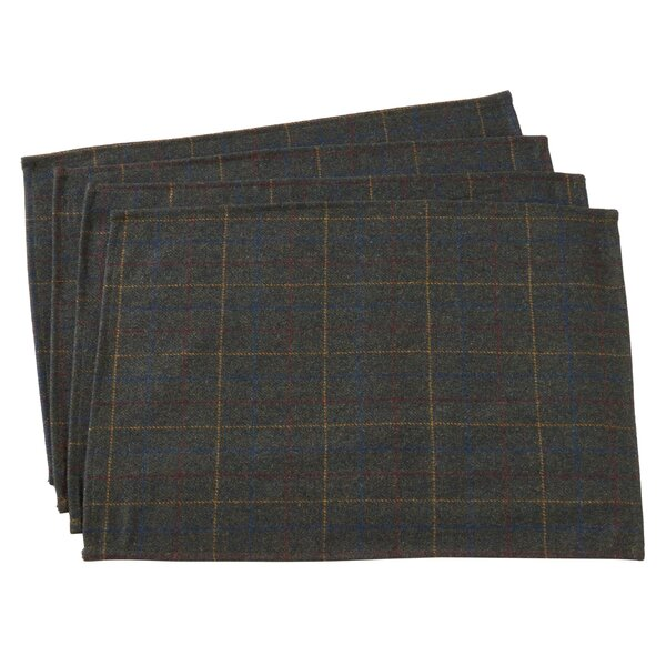 Caroline Blend 20 Placemat (Set of 4) by Millwood Pines