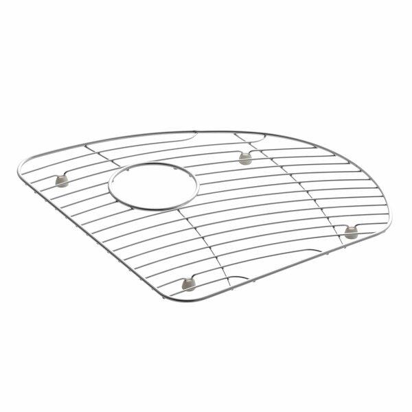 Undertone Stainless Steel Sink Rack for Right Bowl, 14-1/4 x 14-3/4 by Kohler