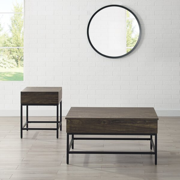 Whitted 2 Piece Coffee Table Set by 17 Stories 17 Stories