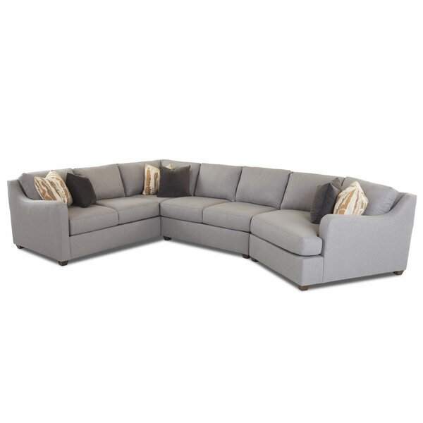 Fox Reversible Sectional by Ivy Bronx
